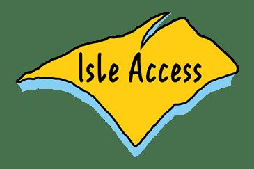 Isle Access Logo