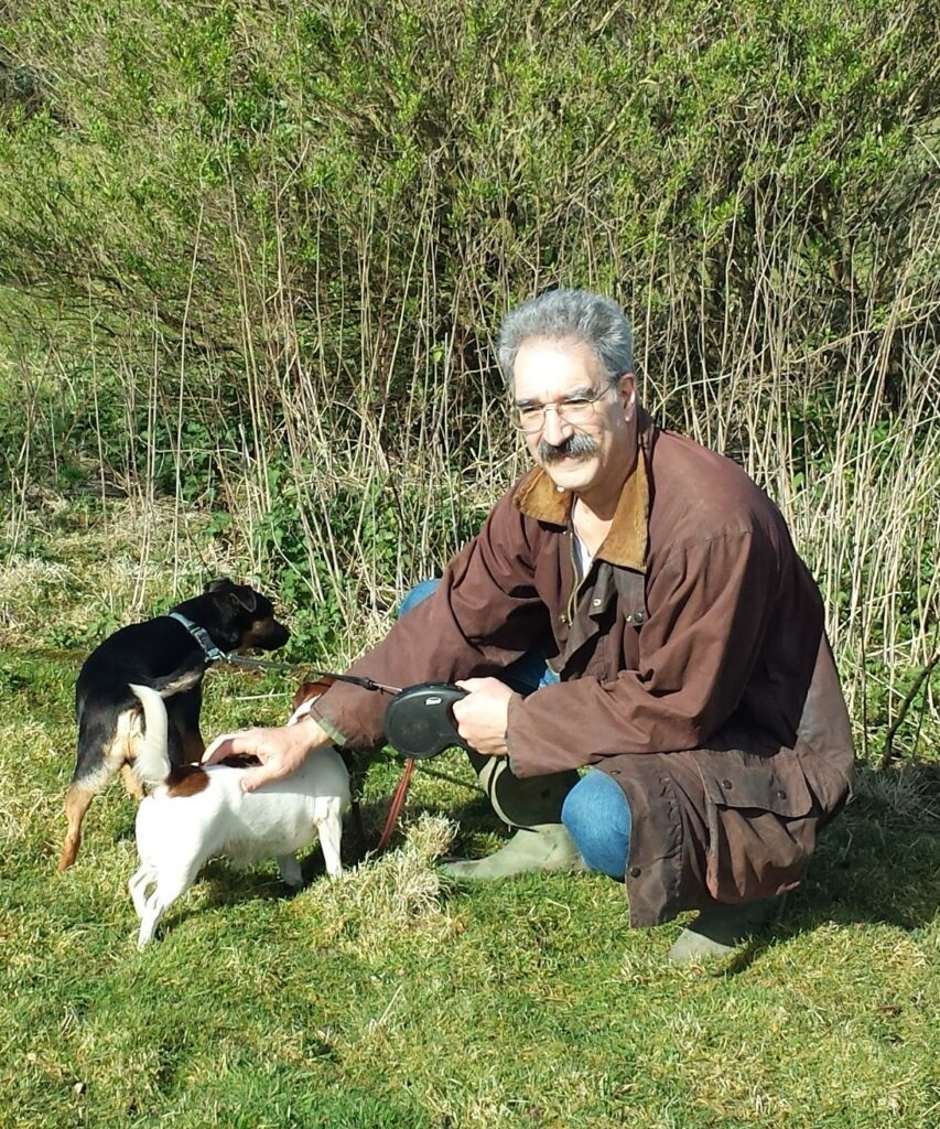 Dave Simon & dogs
