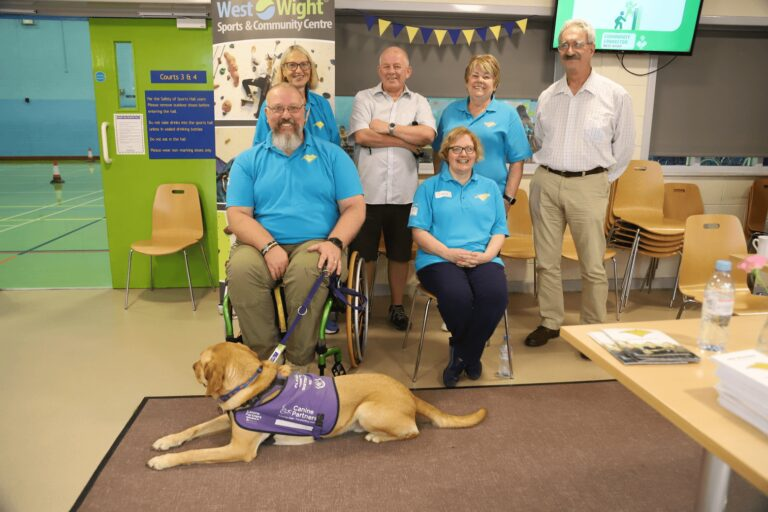 Isle Access Trustees at te Accessible Activities Day
